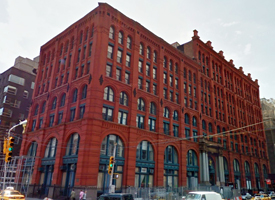 Puck Building